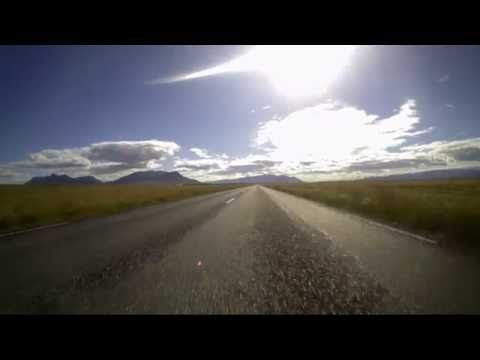 Iceland Ring Road Time-lapse 2016