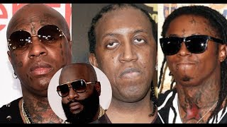 vuclip Rick Ross Scared of Slim  of Cash Money (Mastermind)? Calls out Birdman for Lil Wayne But Not Slim.