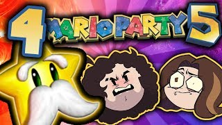 Mario Party 5: Chain Chomp In The Dark - PART 4 - Game Grumps VS