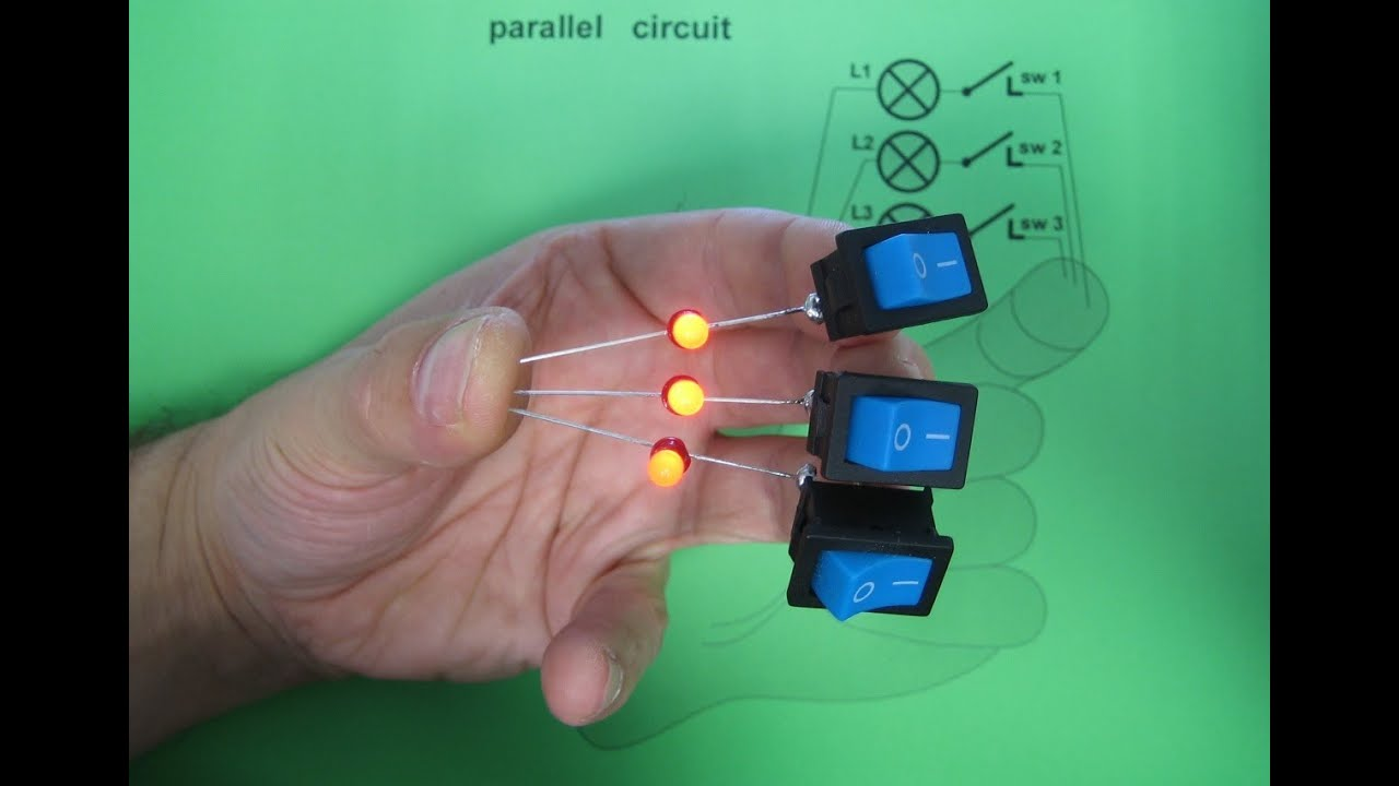Led Parallel Circuit