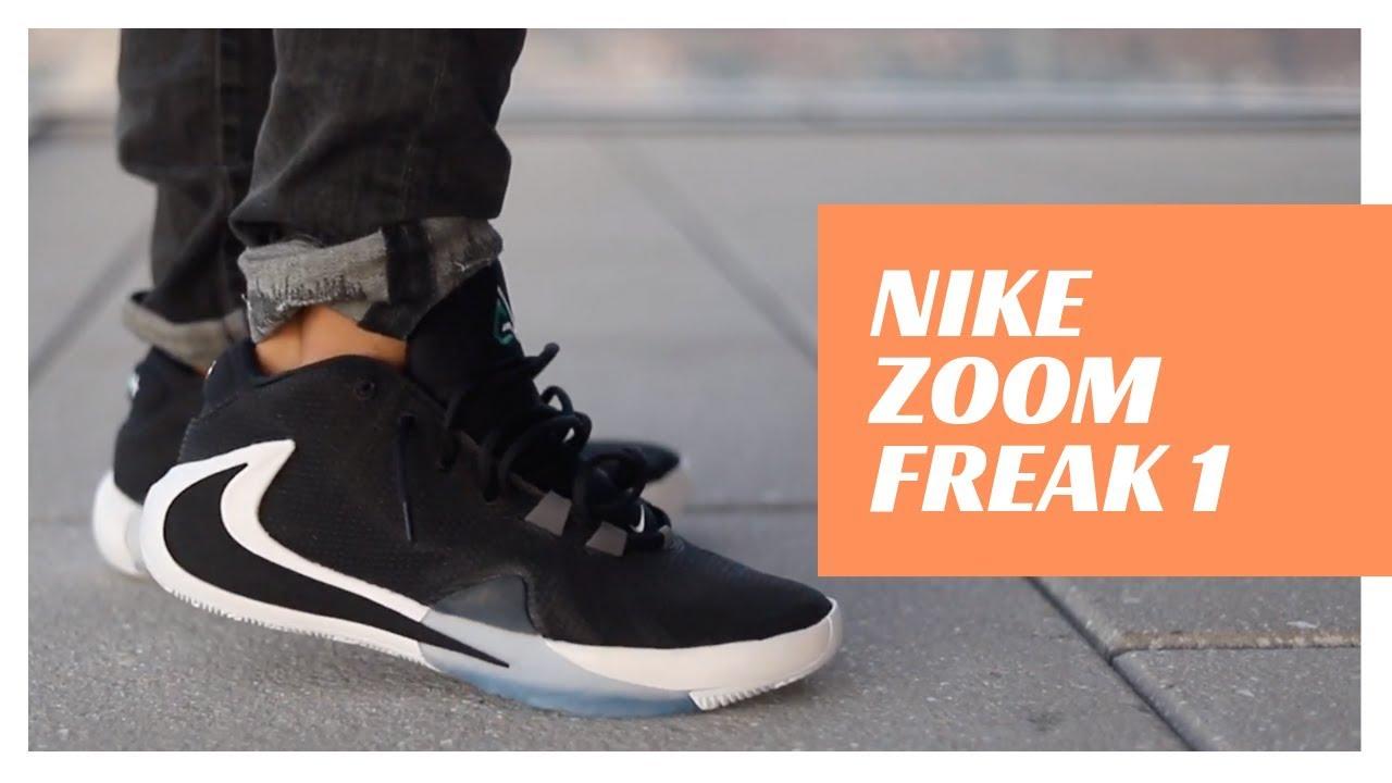 nike zoom style