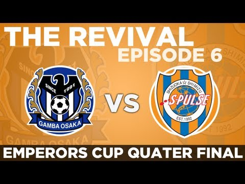 Gamba Osaka: The Revival - Ep.6 Emperors Cup Quarter Final | Football Manager 2013