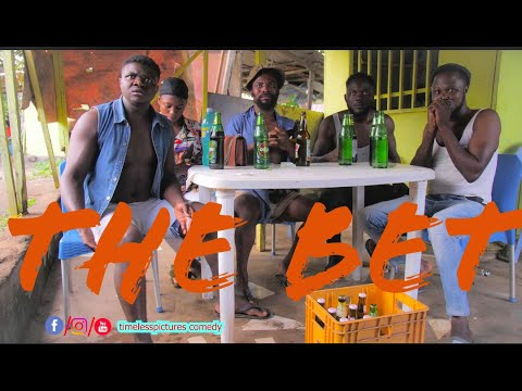 RICHARD: EP 40- THE BET (LATEST CAMEROON COMEDY)