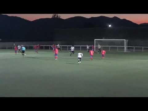 Goles EDC Verin 2 Juvenil A Ourense CF 3