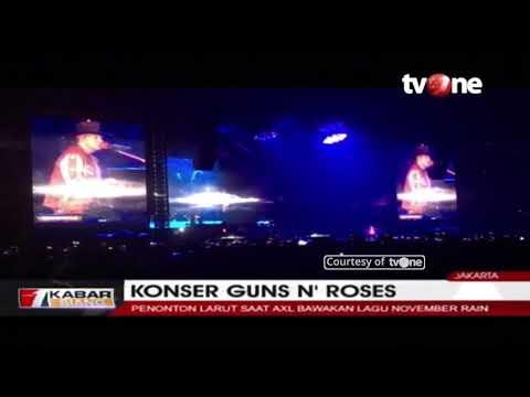 Guns N' Roses Mengguncang GBK Mp3
