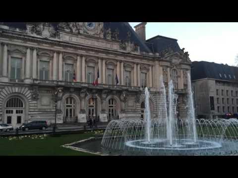 Après midi touristique dans la ville de Tours, en Touraine.