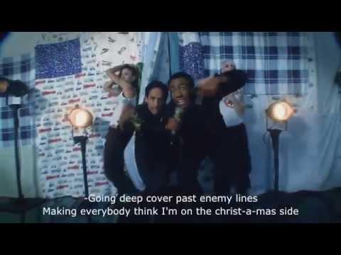 Troy & Abed's - Christmas Rap (Community TV Series + EN Subtitles)