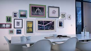 How to create your perfect gallery wall easily!