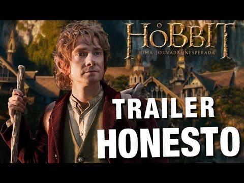 Trailer do filme O Hobbit: Uma Jornada Inesperada