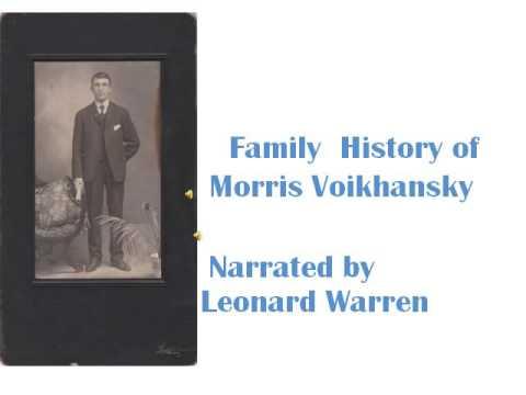 Morris Voikhansky