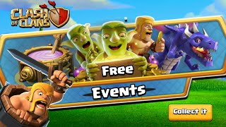 Upcoming December Special Event And Rewards - Clash of Clans 2018