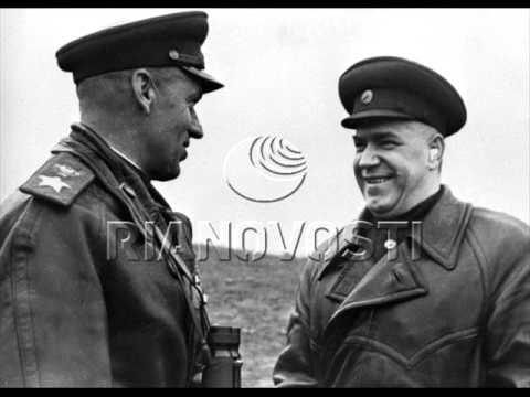 Маршал Жуков.Песня