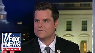 Gaetz: I may not be on Nadler's Christmas card list anymore