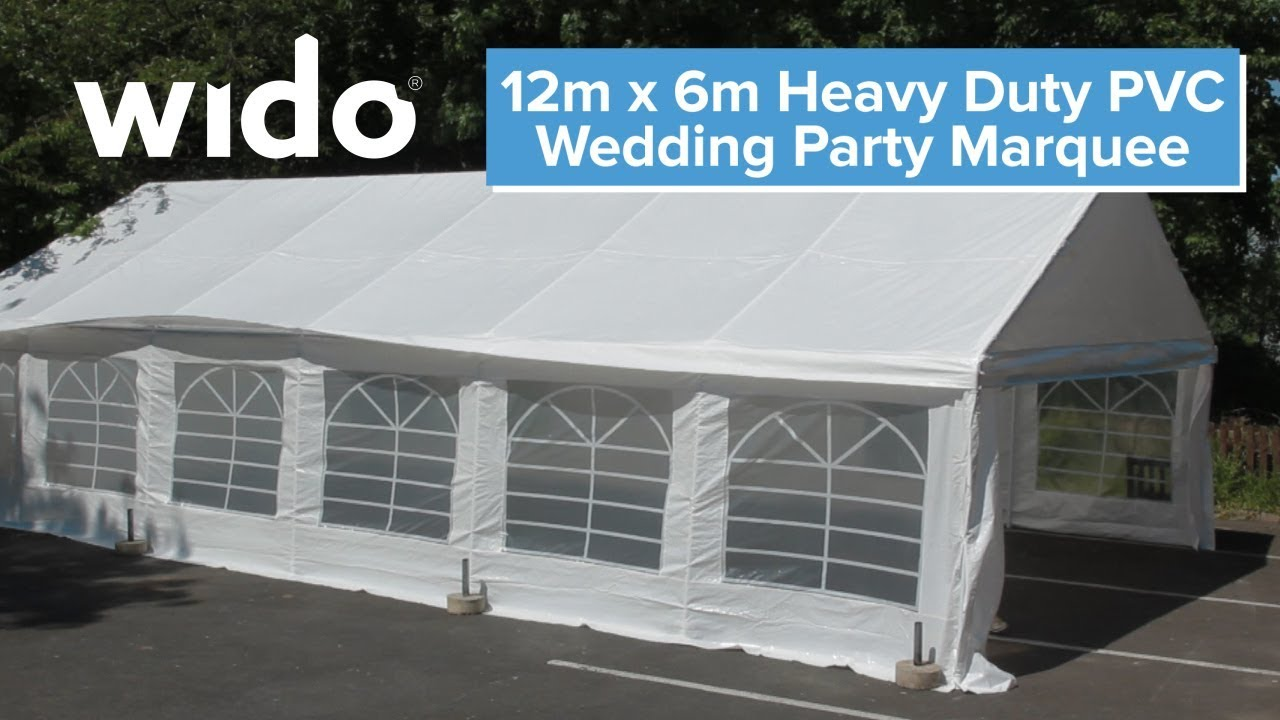 6m x 12m Marquee Party Tent