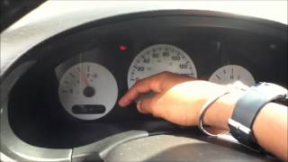 How to check codes on your 2001-2007 Dodge Caravan without OBD2