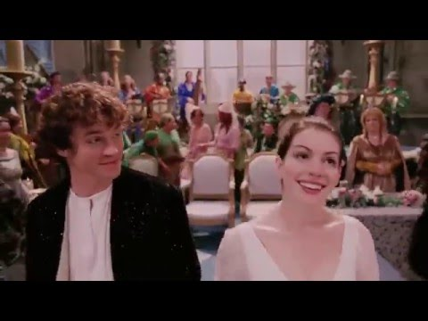 Ella Enchanted  Dont Go Breaking My Heart Lyrics 1080pHD