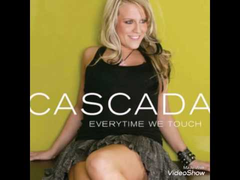 Cascada everytime we touch Audio