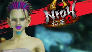 Nioh 2 - DES BOOBS PARTOUT