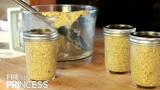 How to Make Wholegrain Mustard   |  Fresh P