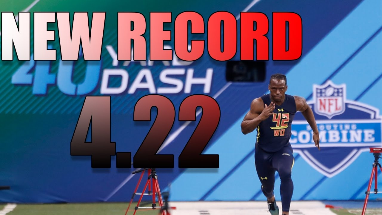 2e6aad00a878 JOHN ROSS BREAKS COMBINE RECORD WITH A 4.2 IN THE 40 YARD DASH!! HOW DOES  IT AFFECT HIS DRAFT STOCK?