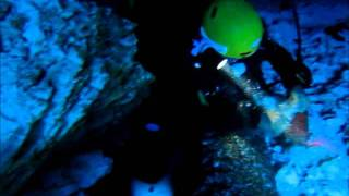 Hinatuan Enchanted River Underwater Cave Expedition 3