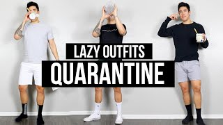 QUARANTINE OUTFITS.....LAZY DA…