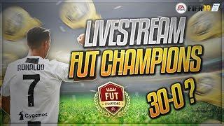LIVE: FUT CHAMPIONS 22-0 NESTE MOMENTO! FALTAM 8 FINAIS!! VAMOS!