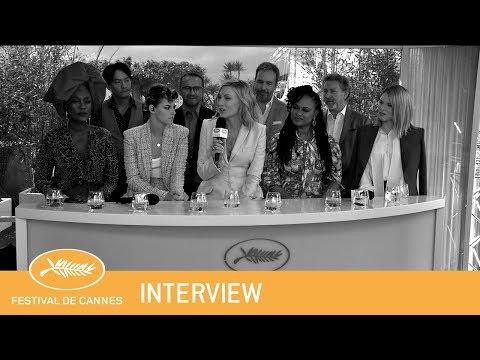 JURY - Cannes 2018 - Interview - EV