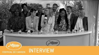 JURY - Cannes 2018 - Interview - EV