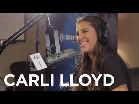 """Carli Lloyd """"I dreamed of scoring 4 goals in World Cup"""" / SiriusXM FC"""