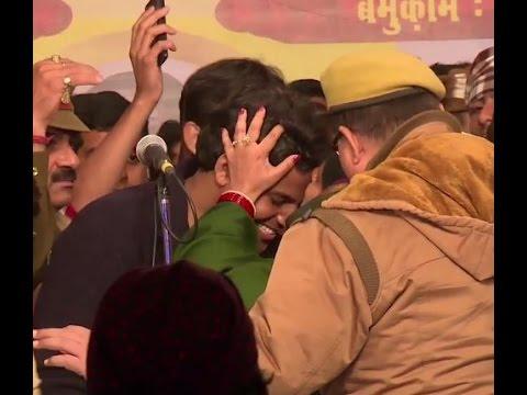 Imran Pratapgarhi I Bijnor Mushaira I Philisteen & Madarsa NAZM aur Aakhiri Hissa