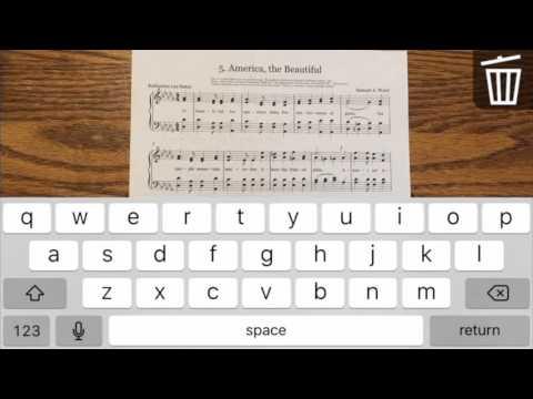 Music Scanner Comparison
