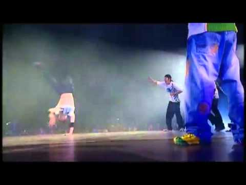 Pokémon Crew Vs. Expression Crew  World B.Boy Championships 2004