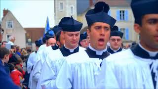 Keindahan Katolik Tradisional - Misa Tridentine (Lagu : Dominus vobiscum, Et cum spiritu tuo).