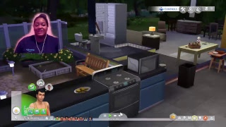Building My House And Family Sims 4 [Road To 2K?]
