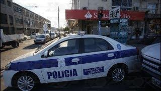 Delincuentes asaltaron un banco en La Loma