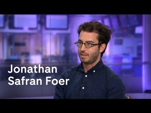 Jonathan Safran Foer Interview