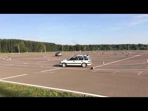 Honda civic shuttle vs Chevrolet viva 1