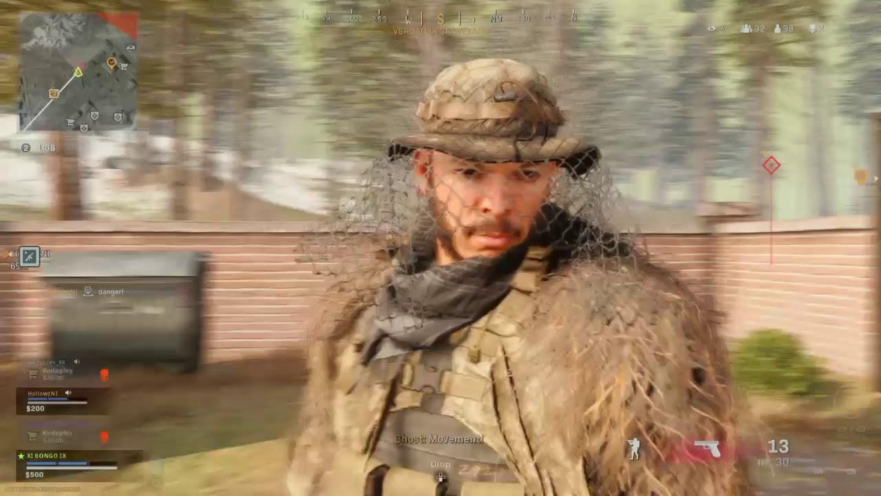Call of Duty®: Modern Warfare Multiplayer Domination Mara