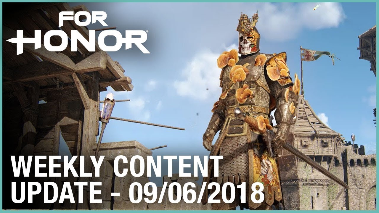 For Honor: Week 9/06/2018 | Weekly Content Update | Ubisoft [NA]