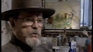 Chuck Jones Talks About The Makings Of Bugs Bunny ,Roadrunner ,Daffy Duck Etc.