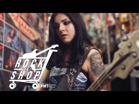 Rock And Shop - Becky Baldwin - Episode #2 | Gear Guide & Interview