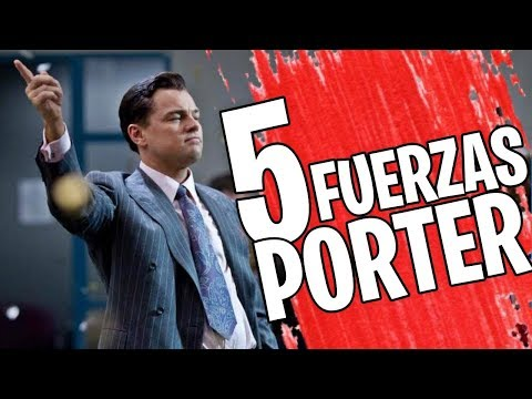 Las 5 FUERZAS de PORTER - ESTRATEGIA de NEGOCIO from YouTube · Duration:  16 minutes 6 seconds
