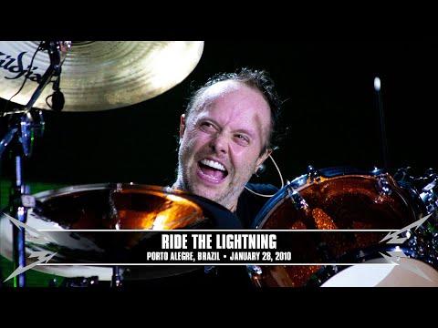 Metallica: Ride the Lightning (MetOnTour - Porto Alegre, Brazil - 2010) Thumbnail image