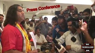 SC ST Act Devkinandan Thakur Ji Maharaj In Press Conference Radhe Radhe