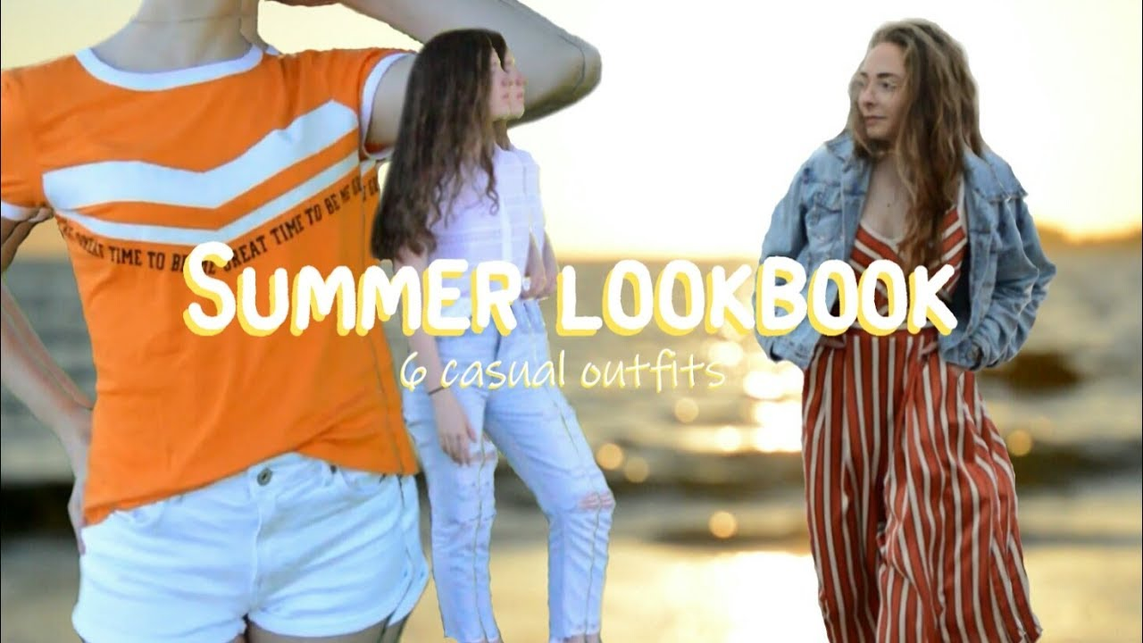 SUMMER LOOKBOOK II 6 casual outfits 9