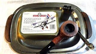 "Pipe Tobacco Review: Samuel Gawith ""Squadron Leader"""