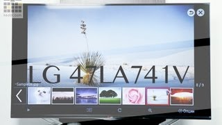 LG 47LA741V: Обзор 47 Дюймового 3D Телевизора - Keddr.com
