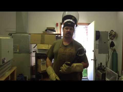 Gunsmithing: Heat treating an AK receiver (Gunworks)