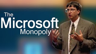 The Microsoft Monopoly